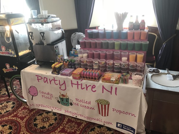 Party Hire NI - Food Suppliers/Local Produce - What's On NI